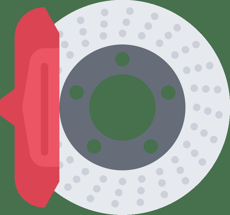 Pastillas y discos de freno